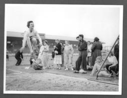 SPORT  Salto In Lungo - Long Jump - Saut En Longueur -  THELMA HOPKINS DI BELFAST - PHOTO PRESS - Sport