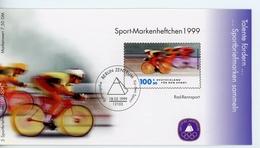 Bund Sport Markenheftchen 1999 MiNr. 2031 Postfrisch MNH (V609 - Markenheftchen