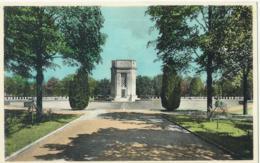 Waregem - Amerikaans Kerkhof 1914-1918 - Uitg. L. Vermeersch - Artcolor - Waregem