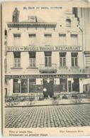 BELGIQUE BRUXELLE TAVERNE GUILLAUME - Cafés, Hôtels, Restaurants