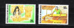 Maldive   -  1977.  Impagliatrice E Tessitore.  Cadjan Weawing And Mat Weaving. MNH - Professioni