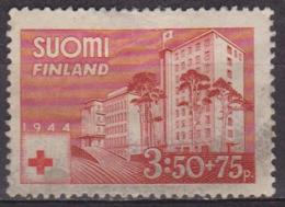 Croix Rouge - FINLANDE - Hopital - N° 273 - 1944 - Finland