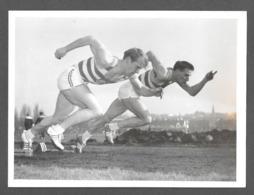 SPORT ATHLETE JONES DAVID - JONES RON  - PHOTO PRESS 1960 - Sport