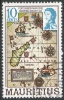 Mauritius. 1978 Definitives. 10c Used. SG 529B - Mauritius (1968-...)
