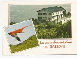 74 Haute Savoie - Le Mont Saleve Départ Des Ailes Volantes Depuis La Table D'orientation - France