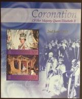St Helena 2003 Coronation Anniversary Minisheet MNH - St. Helena