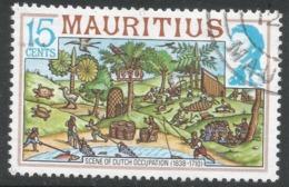 Mauritius. 1978 Definitives. 15c Used. SG 530A - Mauritius (1968-...)