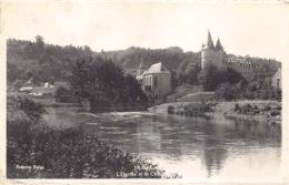 België Durbuy  L'ourthe Et Le Chateau        M 1280 - Durbuy
