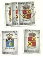 1967 - Belgio 1433/34 + 1433 X 3     Università       C3854 - Francobolli