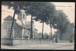 SINT PAUWELS WAAS - KERK  PRACHTIGE STAAT - Sint-Gillis-Waas