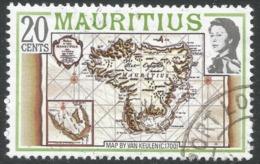 Mauritius. 1978 Definitives. 20c Used. SG 531A - Mauritius (1968-...)
