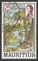 Mauritius. 1978 Definitives. 25c Used. SG 532A - Mauritius (1968-...)