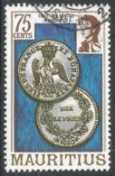 Mauritius. 1978 Definitives. 75c Used. SG 537B - Mauritius (1968-...)