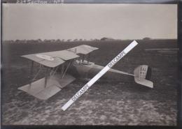 AVIATION  Période 14/18 ( à Préciser )  - Photo Originale D'un Avion Référence : S.A.L. N°65 De La 22 ème Section - Aviazione