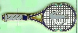 @@ Raquette De Tennis Crocodile Lacoste Equijet (1.7x4.4) @@ab153 - Arthus Bertrand