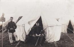 252624Verstuurd Uit Kamp ''Kijk In De Pot In Bergen Op Zoom 1910.(FOTO KAART) - Personnages