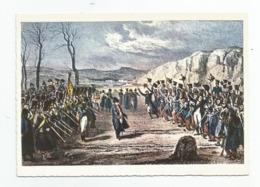 """38 Isère Laffrey Napoléon """" Dans Cette Prairie """" ...le 7/03/1815 - Laffrey"""