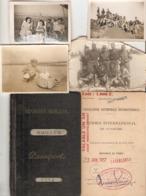 Lot De 76 Photographies Du Maroc, Famille Guillen à Casablanca, Par Fabian, Paul, Gillot, Jeannot - Africa