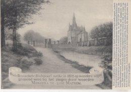 MECHELEN / OUDE BRUSSELSE STADSPOORT - Malines