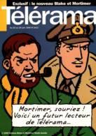 CPM - BD BLAKE Et MORTIMER - JACOBS ... Edition Pub Télérama - Bandes Dessinées