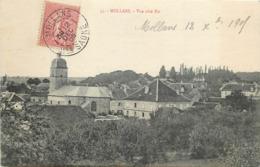 MOLLANS- Vue Coté Est - France