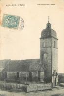 MOLLANS-l'église - France