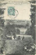 MOLLANS-terrasse Du Château - France