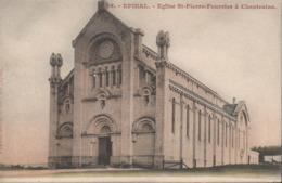 """EPINAL   """"88"""" __ PORTAIL DE L'EGLISE ST-MAURICE - Epinal"""