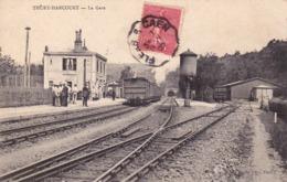 Thury Harcourt La Gare Anmée - Thury Harcourt
