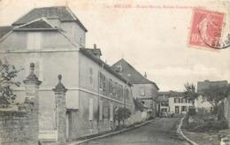 MOLLANS- Maison Millot Maison Commune Et Poste - France