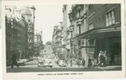 Sydney; Bridge Street - Not Circulated. (Murray Views) Read Info! - Sydney