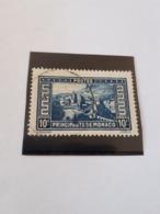 MONACO Paysages 1933-1937 20F N°133oblit - Monaco