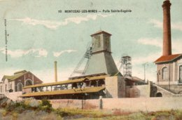 Montceau  -   Les  Mines -   Ste - Eugénie. - Montceau Les Mines