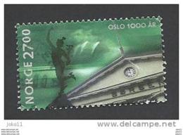 Norwegen, 2000, Mi.-Nr. 1345, Gestempelt - Gebraucht