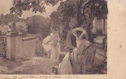 A. Maignan (Salon De 1908) - L'Eté - Peintures & Tableaux