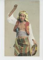 Nus - ETHNIQUES ET CULTURES - AFRIQUE - EGYPTE - LE CAIRE - CAIRO - Fille Arabe - Edit. Lichtenstern & Harari N°174 - Africa Del Norte