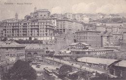 Genova (Italie) - Piazza Principe - Genova (Genoa)