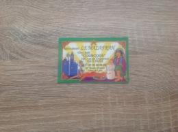 Carte De Visite De Restaurant. Le Mazafran  Paris 12eme - Visitekaartjes