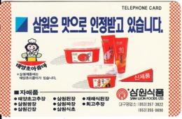 SOUTH KOREA - Sam Won Foods Ltd(W2000), 04/94, Used - Corée Du Sud