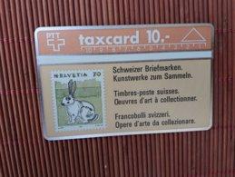 Phonecard PZwitserland 202C (Mint,Neuve) Rare - Suisse