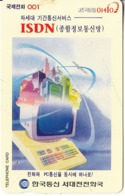 SOUTH KOREA - ISDN(W3000), 11/94, Used - Corée Du Sud