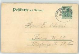 53016975 - Bahnpost Wernigerode Brocken Zug Nr. 30 - Deutschland