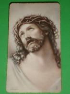 FB 24 Gesù/ Anno Guerra 1940 CASSANO D'Adda - CREMONA Prima Messa /Bonella Santino Vecchio - Images Religieuses
