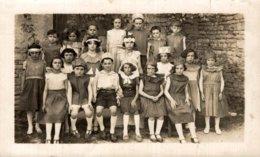 PHOTOGRAPHIE  GROUPE D'ENFANTS - Fotografia