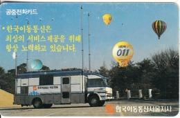 SOUTH KOREA - KMTC(W2000), 05/94, Used - Corée Du Sud