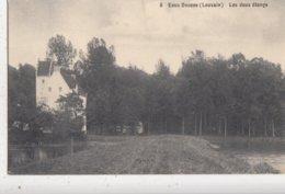 LEUVEN / EAUX DOUCES / DE TWEE VIJVERS  1910 - Leuven