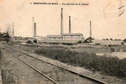 Montchanin  Les  Mines -    Vue  Générale  De  La  Tuilerie. - Montceau Les Mines