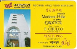 SOUTH KOREA - Madame Polla Co.Ltd(W3000), 08/93, Used - Corée Du Sud
