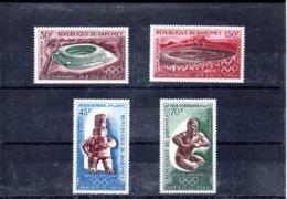 Dahomey Nº Aereo 89-92 Olimpiadas, Serie Completa En Nuevo 8,25 € - Verano 1968: México