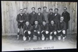CPA FOOTBALL STADE MONTOIS 1924-1925 - Soccer